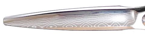 ダマスカス積層鋼