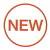 NEW Re-tro(5.0)LEFTY(左用)【ミズタニ(MIZUTANI・水谷)】5.0インチ・メガネハンドル