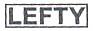 SOLID(6.5)LEFTY(左用)【ミズタニ(MIZUTANI・水谷)】6.5インチ・オフセットハンドル