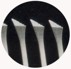 UMIX-MS133T(積層鋼)【内海(UTSUMI・ウツミ)セニング】カット率13%・6.0インチ・オフセットハンドル