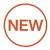 NEW Acroleaf WIDE M-Light(5.0)LEFTY(左用)【ミズタニ(MIZUTANI・水谷)】5.0インチ・メガネハンドル